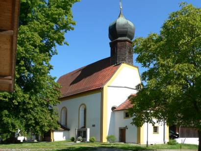 Kapelle Kirche in Altnussberg