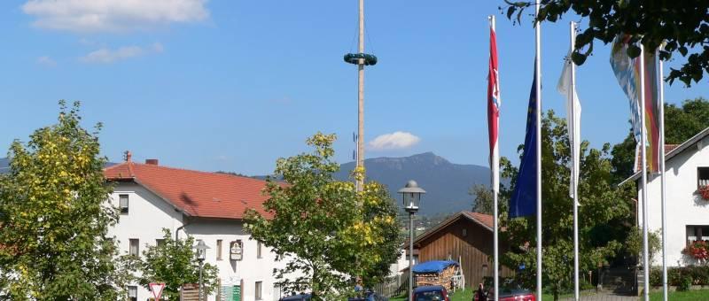 Arrach Bayerischer Wald - Bilder, Fotos, Impressionen aus Arrach bei Lam