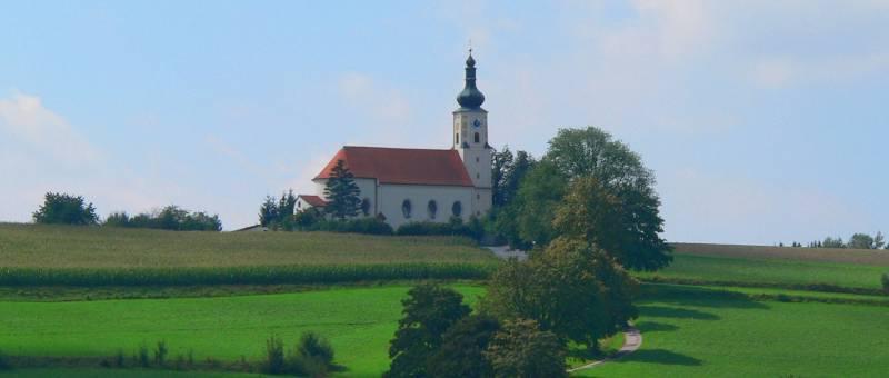 Wallfahrtskirche Weißenregen bei Bad Kötzting Bilder Fotos Impressionen