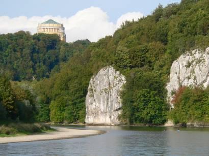 Kehlheim Freiheitshalle