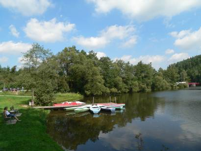 blaibacher-see-blaibach-bad-kötzting-baden-boot-fahren
