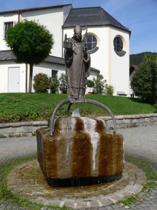 Bilder & Fotos von Böbrach, sehenswertes Ausflugsziel in Bayern im Bayerwald