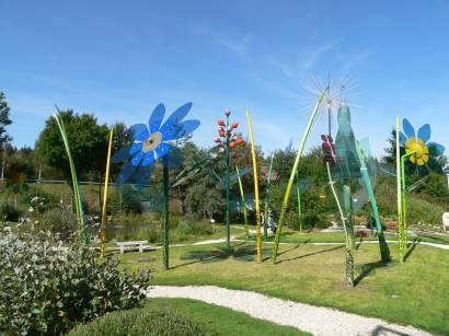 bodenmais-ausflugsziel-joska-kristall-glas-glaskunst-glasblumen-garten