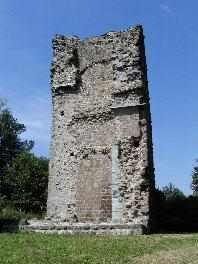 Burgruine Ödenturm in Chammünster