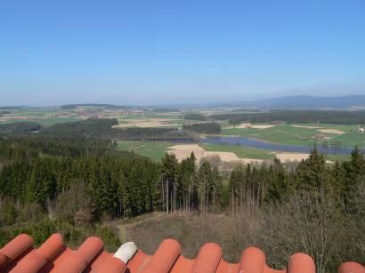 Aussichtspunkt in der Oberpfalz