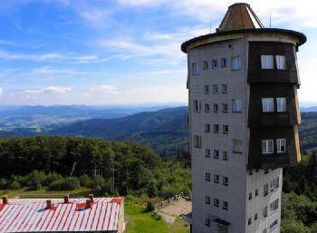Ausflüge Tschechien - cherkov-bergwandern-aussichtsturm-tschechien-waldmuenchen