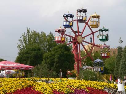 churpfalzpark-loifling-freizeitpark-fahrgeschäfte-karussell