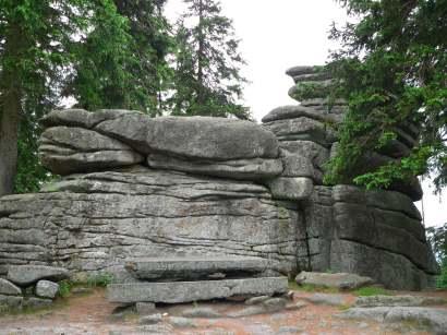 wandern Dreisessel-bayerwald-berge-bergwandern-sehenswertes-ausflugsziele