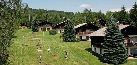 Ferienhaus Park in Deutschland im Bayerischen Wald am Hohen Bogen Berg