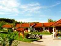 Ferienhäuser im Ferienpark im Bayerwald / Falkenstein