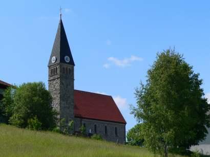 finsterau-ausflugsziele-bayerischer-wald-kirche