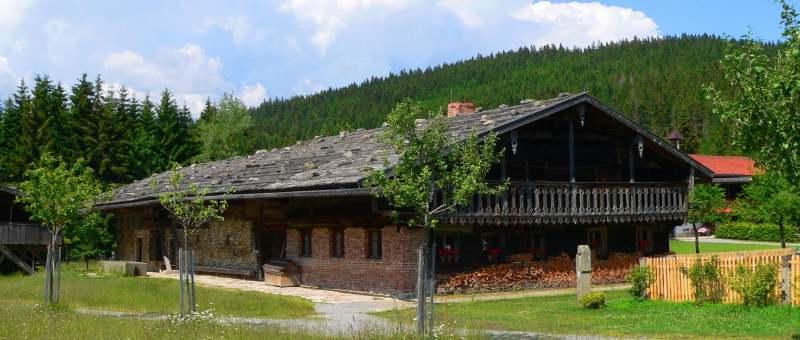 Freilichtmuseum Finsterau - Ausflugsziel bei Mauth im Bayerischen Wald