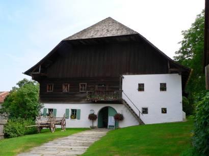 Freyung - Heimatmuseum im Schramlhaus