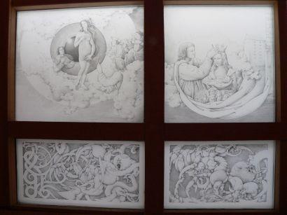 Bilder Galerie für Glaskunst und Glasbilder
