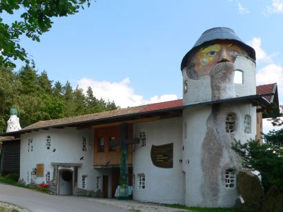 Gläserne Scheune Viechtach im Landkreis Regen