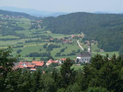 Ausflugsziele und Sehenswürdigkeiten im Bayerischen Wald - Der Haidel