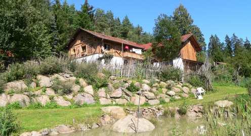 Haus alleinlage bayerischer wald