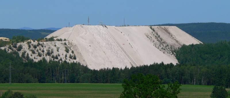 Freizeitpark Monte Kaolino Kunstberg in Hirschau