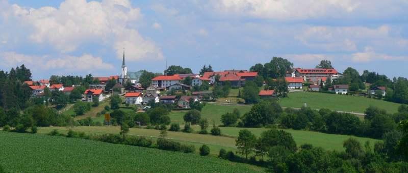 Hohenau Bayerischer Wald - Sehenswertes Bilder und Fotos von Hohenau