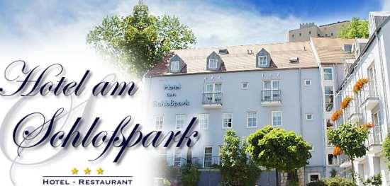 Hotel Am Schlosspark Falkenstein