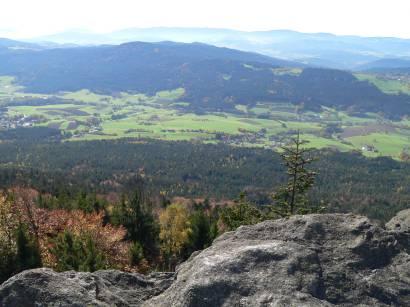 Bilder und Fotos Kaitersberg - Bergwanderung Berge in Bayern