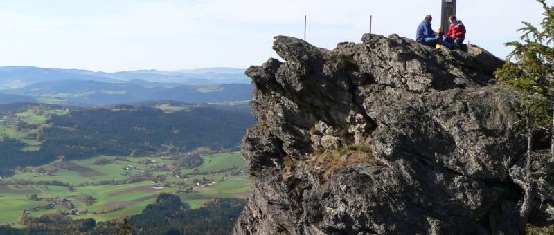 Kaitersberg - Bayerischer Wald Berg - Bilder, Fotos, Impressionen ...