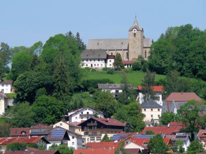 Kirchberg im Wald Ferienort und Ferienwohnung zwischen Arber & Geißkopf
