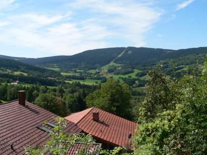 Aussichtspunkt Burgruine Kollnburg