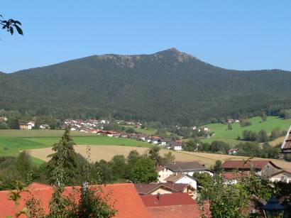 Bild & Foto Impressionen vom Bayerwald Berg Osser bei Lam im Lamer Winkel