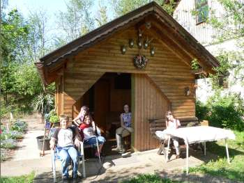 Freizeit, Erholung und Relaxen im Urlaub in Deutschland in Ostbayern