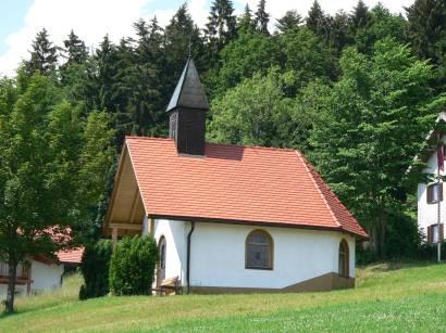 mauth-bayerischer-wald-ausflugsziele-bauwerke-kapelle