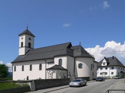 mauth-bayerischer-wald-ausflugsziele-bauwerke-kirche