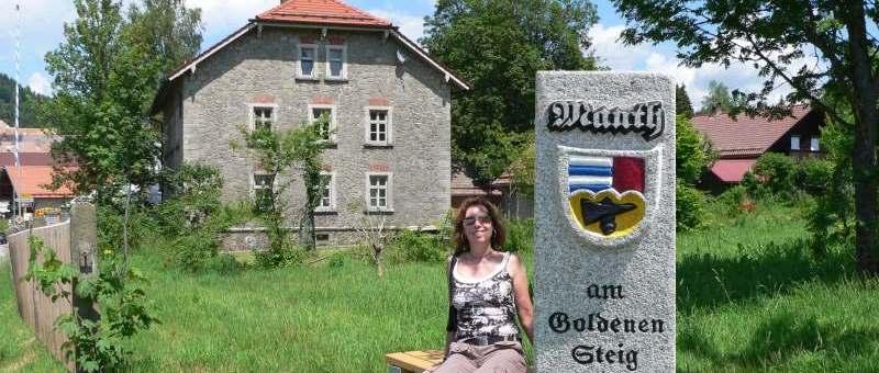 Mauth Nationalpark Gemeinde Bayerischer Wald
