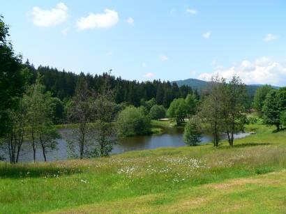 Nationalpark Region - mauth-bayerischer-wald-ausflugsziele-freizeit-badesee
