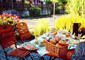 Frühstückspension für Geniesser in der Oberpfalz Landkreis Schwandorf