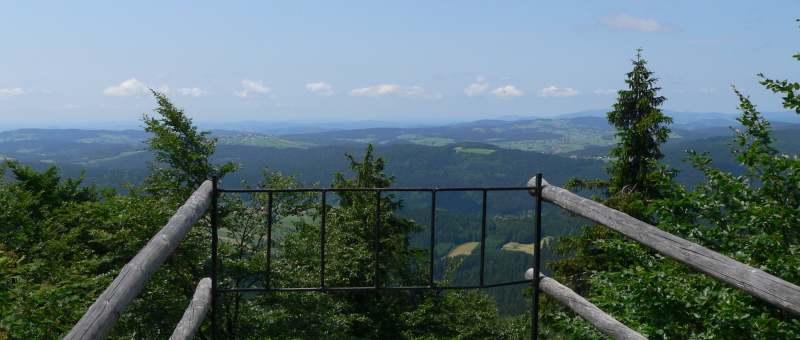 Ausflugsziele und Sehenswürdigkeiten Mitterfirmiansreut im Bayerischen Wald