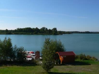 Bootssteg am Murner See - Orte rund um den Murner See: Schwandorf, Wackersdorf, Schwarzenfeld