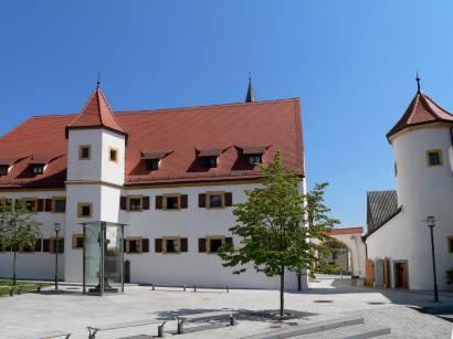 Spitalhof und Bürgerspital von Nabburg Bild ID oberpfalz-stadtmuseum-zehentstadel-historische-bauwerke