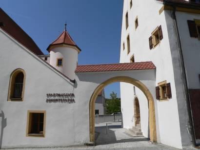 Zehentstadel und Stadtmuseum Nabburg - Bild ID nabburg-oberpfalz-stadtmuseum-zehentstadel-historische