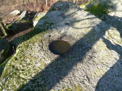 Oberpfalz Druiden Opferstätte
