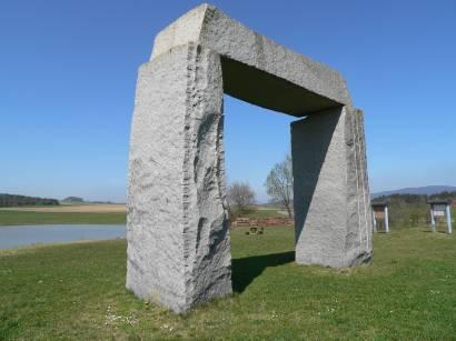Ausflugsziel StoneHenge in der Oerpfalz Neunburg bei Kulz Mystische Steine Bilder