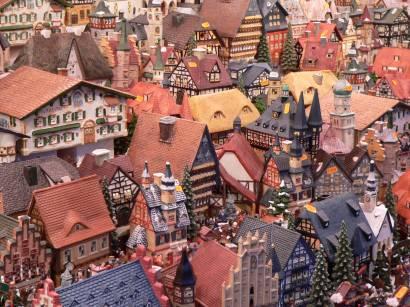 nürnberg-christkindlesmarkt-miniatur-häuser-bauwerke