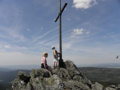osser-bayerischer-wald-berg-berggipfel