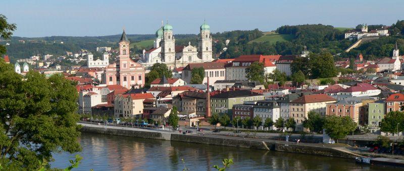 Sehenswürdigkeiten Passau Dreiflüssestadt Ausflugsziele und Stadtführung
