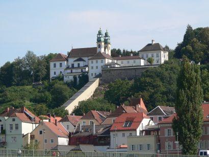 Sehenswürdigkeit Kloster Maria Hilf Wallfahrtskirche und Paulinerkloster
