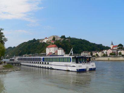 Schifffahrt auf Donau, Inn & Ilz - Bild ID: passau-schifffahrt-bootfahren-dreifuessestadt-ausflugstipp
