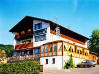Pension Cafe Schwarz in Falkenstein in Bayern