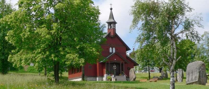 Tussetkapelle Philippsreut - Bilder und Fotos der Tusset Kapelle