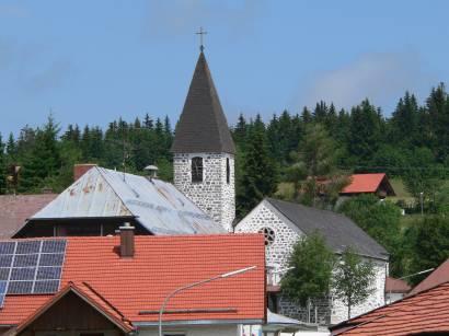 Sehenswertes Ausflugsziel Philippsreut im Bayerischen Wald