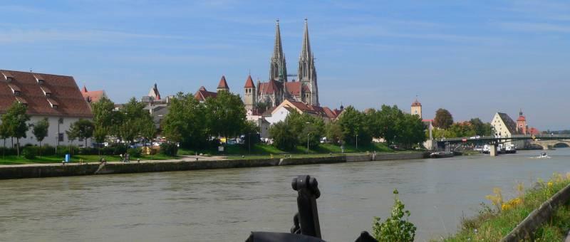 Ausflugsziele und Sehenswürdigkeiten in Regensburg